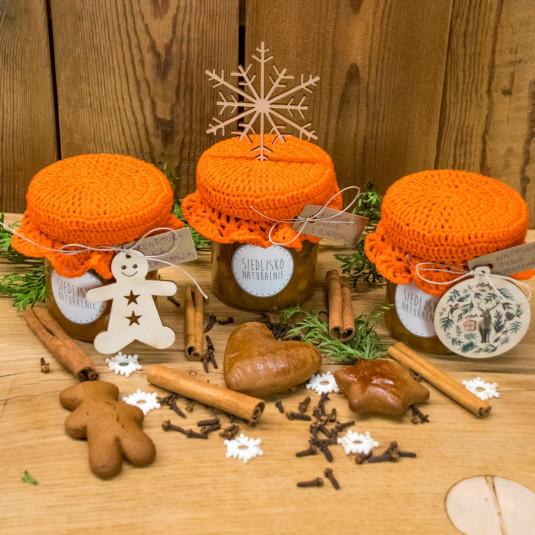 Świąteczne konfitury dynia z pomarańczą