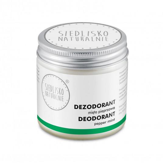 Dezodorant / antyperspirant w kremie - Mięta pieprzowa