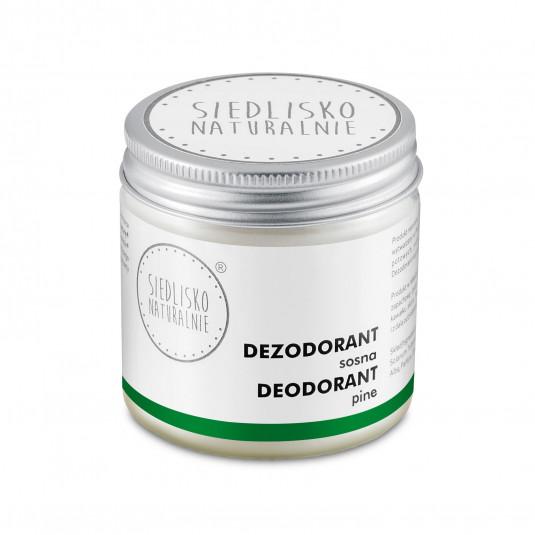 Dezodorant / antyperspirant w kremie - Sosna