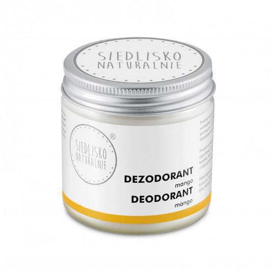 Dezodorant / antyperspirant w kremie - Mango