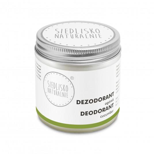 Dezodorant / antyperspirant w kremie - Ogórek