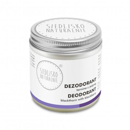 Dezodorant / antyperspirant w kremie - Tarnina z jeżyną