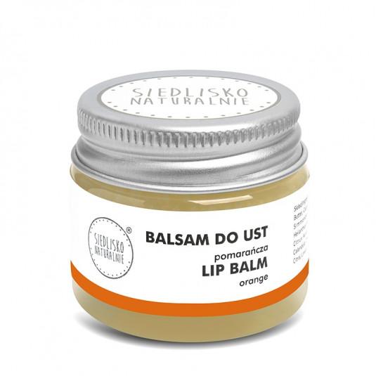 Balsam do ust - Pomarańcza